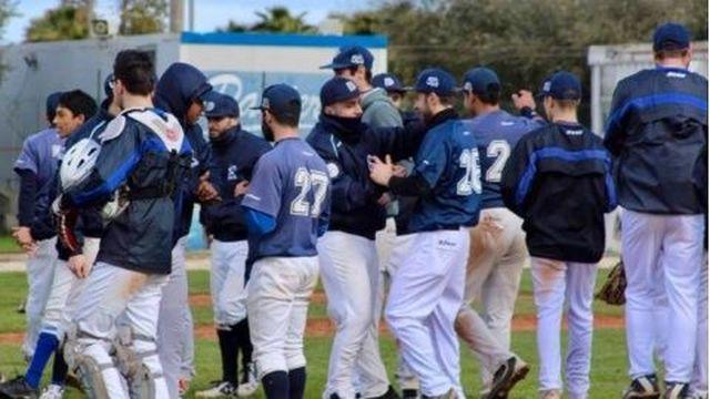 Prima-partita-della-stagione-per-il-Porto-Sant'Elpidio-Baseball