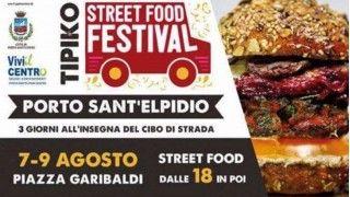 Porto-Sant'Elpidio:-Tipiko-Street-Food-Festival,-Cibo-di-Strada-di-Qualità!
